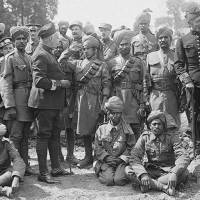 Role of India in WW1 and WW2 and what are its effects on India